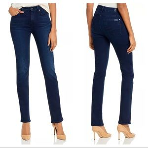 7 For All Mankind Kimmie Straight Leg Jeans 29